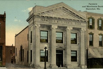 Farmers and Merchants Bank Hannibal