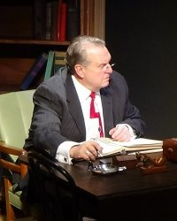 Clark A Cruikshank Brings FDR to Life in a New Play
