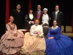 The Heiress Cast