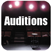 A Note About Auditions…