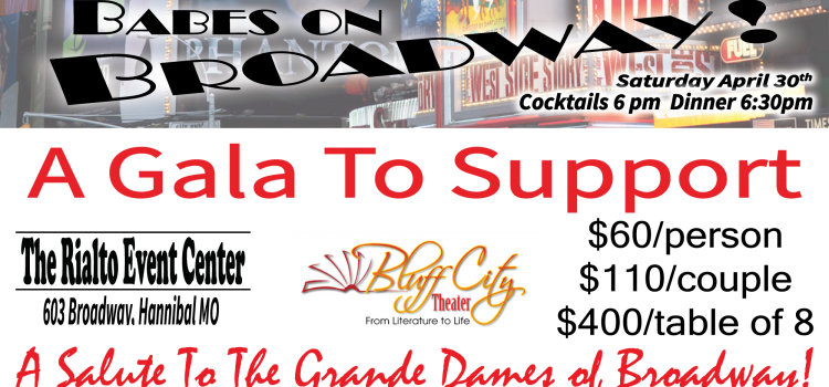 BCT Gala Tickets Now Available Online
