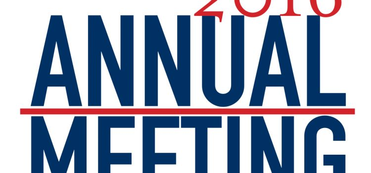 You're Invited To Our Annual Meeting!