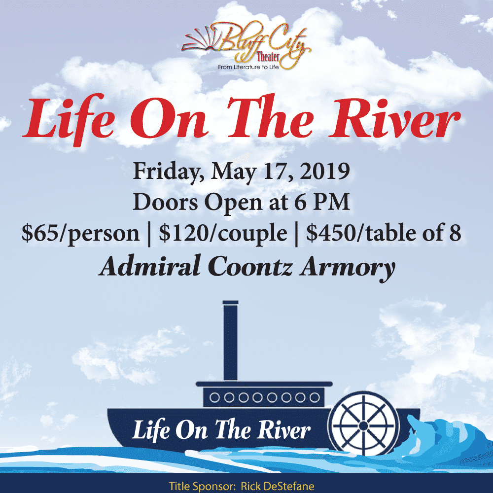 Life On The River logo
