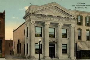 Farmers and Merchants Bank Hannibal