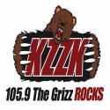 "KZZK 105.9 ""The Grizz"""