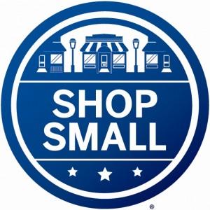 Shop Small street logo