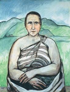 Gertrude Stein-Picasso