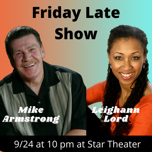 COTR Friday Late Show