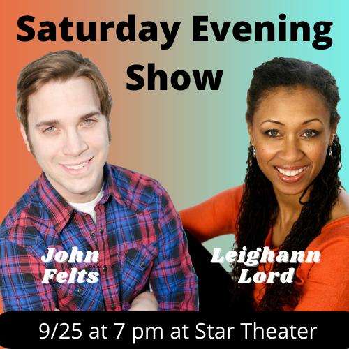 COTR Saturday Evening Show