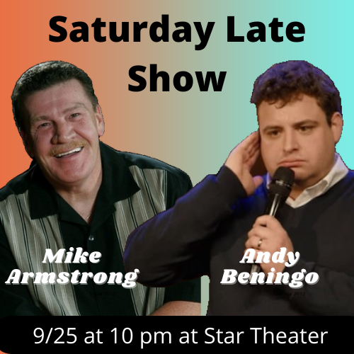 COTR Saturday Late Show